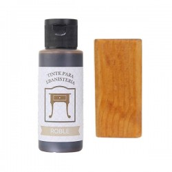 Tinte Ebanisteria 65ml - Roble