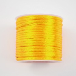 Cola de Ratón Amarillo 2mm x 10m