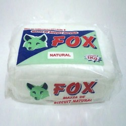 Porcelana Fria Fox 1000gr. - Natural