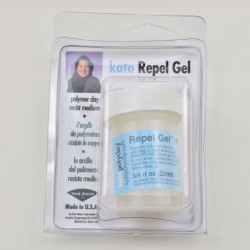 Kato Repel Gel PolyClay Resist Medium 3/4 oz 22 ml