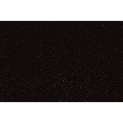 Goma Eva Glitter 60x40 2mm color Negro