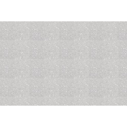 Goma Eva Glitter 60x40 2mm color Blanco