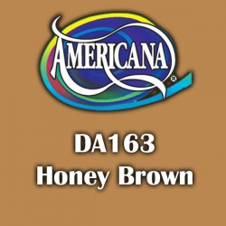 Pintura acrílica Americana 59 ml. Honey Brown DA163
