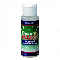 Limpiador de Pinceles Deco Magic 59 ml. DS3