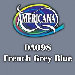 Pintura acrílica Americana 59 ml. French Grey Blue DA098