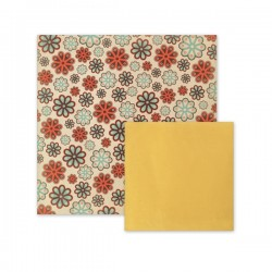 "Papel Doble Cara - ""Flower Field"""