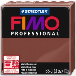 Fimo Profesional 85gr. Chocolate -77-