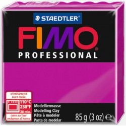 Fimo Profesional 85gr. Magenta -210-