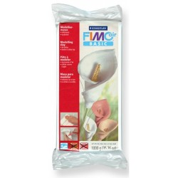 Fimo Air Basic 1000gr. Blanco -0-