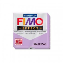 Fimo Effect 56gr Lila Pastel -605-