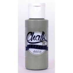 Pintura Chalk Effect 60ml - Antracita