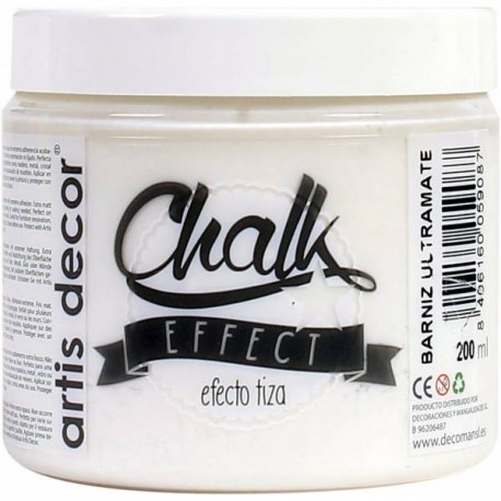 Chalk Effect 200ml - Barniz Ultramate
