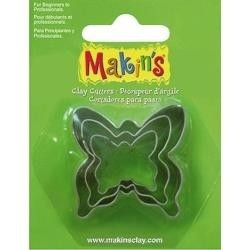 Cortadores de Mariposas 3pc. Makin′s