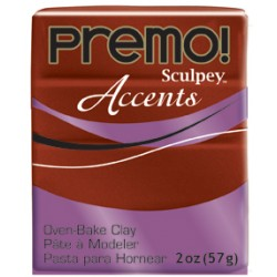 Premo 56gr Accents Bronce -5519-