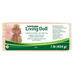 Living Doll 454gr Beige