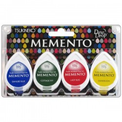 Set 4 Almohadillas Memento 50gr - Prime Time