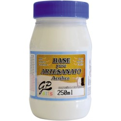Base Para Artesania Blanco 250ml