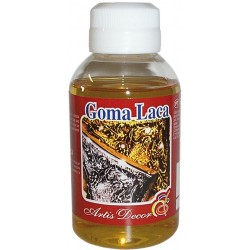 Goma Laca Artis Decor 125ml.