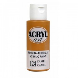 Pintura Acryl-Art 60ml - Camel