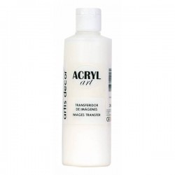 Transferidor Imagenes Acryl-Art 250ml