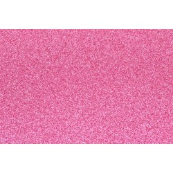 Goma Eva Glitter 60x40 2mm color Rosa