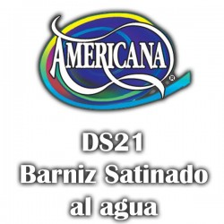 Barniz Satinado al agua 59 ml. DS21