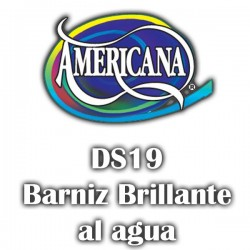 Barniz Brillante al agua 59 ml. DS19