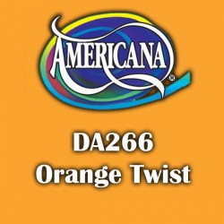 Pintura acrílica Americana 59 ml. Orange Twist DA266