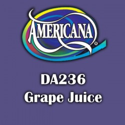 Pintura acrílica Americana 59 ml. Grape Juice DA236