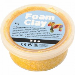 Foam Clay 35gr. - Amarillo
