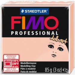 Fimo Professional Doll Art 85gr. Rosa -432-