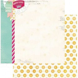 Papel Bobunny Candy Cane Lane - Candy 30.5 x 30.5