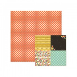 Papel WeR Love 2 Craft- Polka Dots