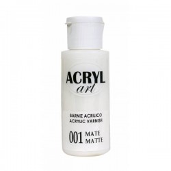 Barniz Acrilico Mate 60ml. Acryl-Art