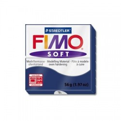 Fimo Soft 56gr Azul Windsor -35-