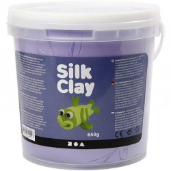 Silk Clay 650gr. - Lila