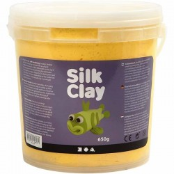 Silk Clay 650gr. - Amarillo