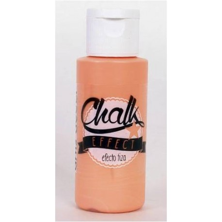 Pintura Chalk Effect 60ml - Coral