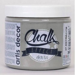 Pintura Chalk Effect 200ml - Antracita