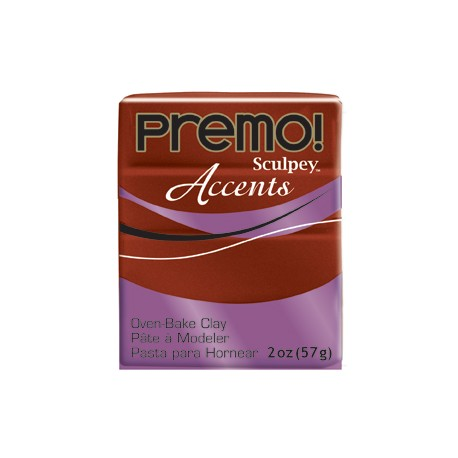 Premo 56gr Accents Bronce