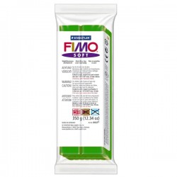 Fimo 350gr Soft Verde Tropical -53-