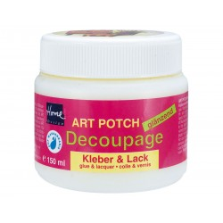 Cola−Laca ART POTCH para decoupage brillante 150ml.